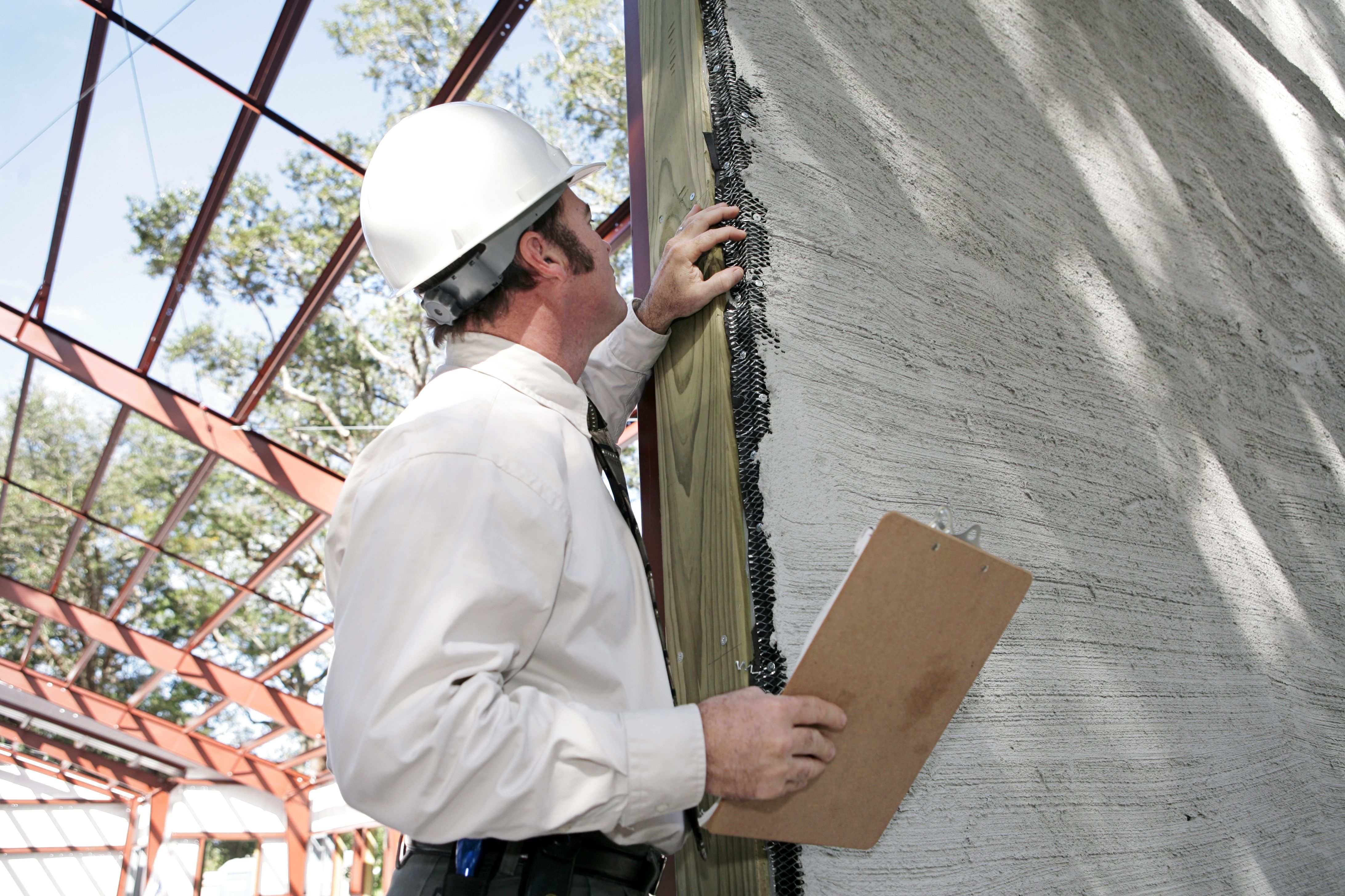 Downingtown, PA Real Estate Stucco Inspection