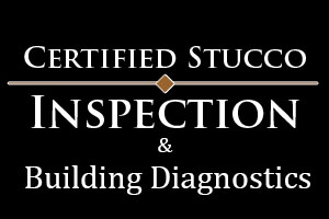 Certified Stucco Inspection
